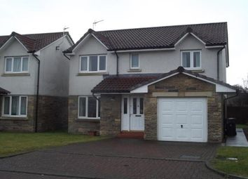 Thumbnail 4 bed detached house to rent in Fernbank, Stirling