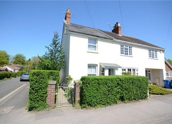 Thumbnail 2 bed semi-detached house for sale in Fleet Road, Farnborough, Hampshire
