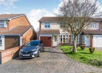 Thumbnail 3 bed semi-detached house for sale in Holly Dell, Birmingham, West Midlands