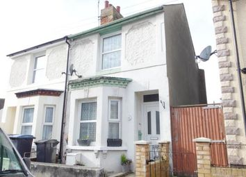 Thumbnail 2 bed terraced house for sale in Glenfield Road, Dover, Kent