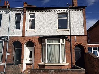 Thumbnail 5 bed end terrace house to rent in Tachbrook Street, Leamington Spa