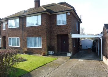 Thumbnail 4 bed semi-detached house for sale in Carver Hill Road, High Wycombe