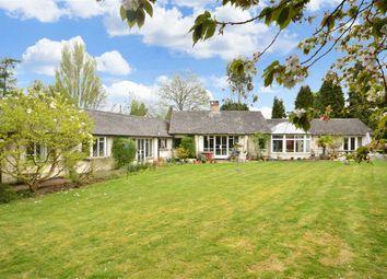 Thumbnail 5 bed detached bungalow for sale in Binton Lane, Seale, Farnham