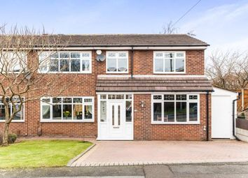Thumbnail 4 bed semi-detached house for sale in Old Vicarage, Westhoughton, Bolton, Greater Manchester