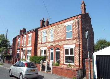 Thumbnail 2 bed terraced house to rent in Haslam Road, Cale Green, Stockport, Cheshire
