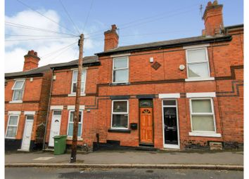 Thumbnail 3 bed terraced house for sale in Rossington Road, Nottingham