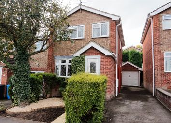 Thumbnail 3 bed detached house for sale in Riber Close, Sheffield