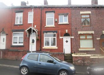 Thumbnail 3 bed terraced house for sale in 66 Sharples Hall Street, Waterhead, Oldham