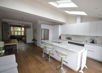 Thumbnail 3 bed terraced house to rent in Tolverne Road, West Wimbledon Raynes Park