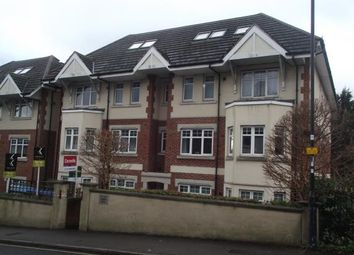 Thumbnail 1 bed flat for sale in Cobbett Road, Southampton
