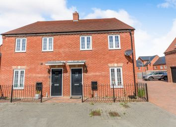 Thumbnail 3 bed semi-detached house to rent in Turnside Street, Buckingham
