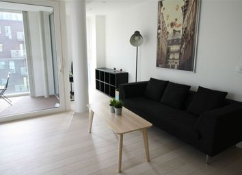Thumbnail 2 bed flat to rent in Peninsula Square, London