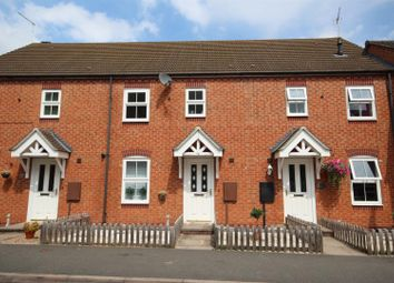Thumbnail 3 bed town house for sale in Thames Way, Hilton, Derby