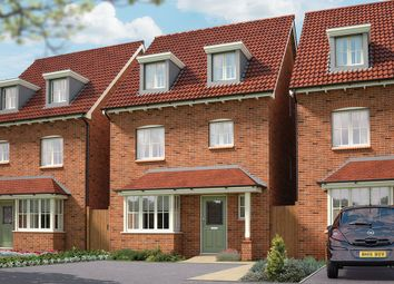 "Thumbnail 4 bed detached house for sale in ""The Wimborne"" at Lynchet Road, Malpas"