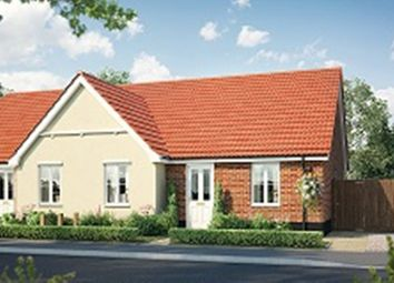 Thumbnail 2 bedroom semi-detached bungalow for sale in Fordham Road, Soham, Ely