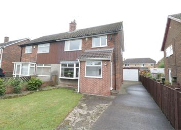Thumbnail 3 bed semi-detached house for sale in Spencer Drive, Ravenfield, Rotherham, South Yorkshire