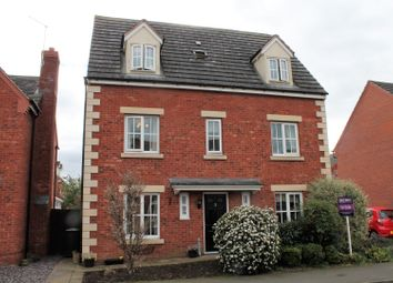 Thumbnail 5 bed detached house for sale in Evergreen Way, Stourport-On-Severn
