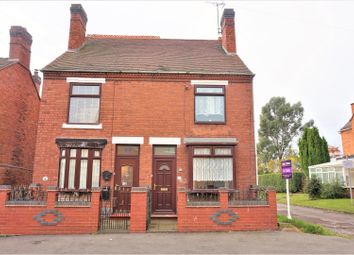 Thumbnail 3 bed semi-detached house for sale in St. Johns Road, Cannock