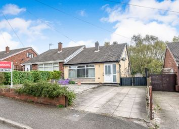 Thumbnail 3 bed semi-detached bungalow for sale in View Street, Hednesford, Cannock