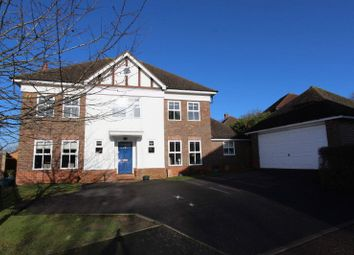 Thumbnail 5 bedroom detached house for sale in Wellfield Gardens, Carshalton