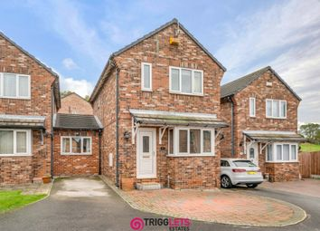 3 bed link-detached house for sale in Packman Way, West Melton, Rotherham S63
