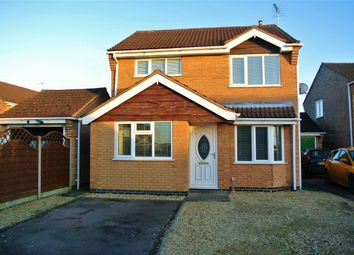 Thumbnail 3 bed detached house for sale in Stretham Way, Bourne, Lincolnshire