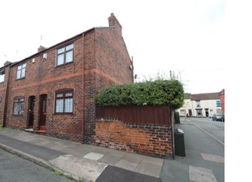 Thumbnail 2 bed end terrace house for sale in Princes Street, Widnes, Cheshire