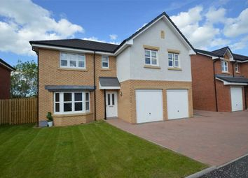 Thumbnail 5 bed detached house for sale in Grayling Road, Motherwell