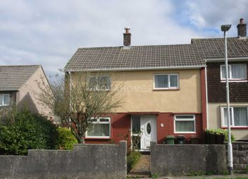 Thumbnail 2 bed end terrace house for sale in Alderney Road, Southway