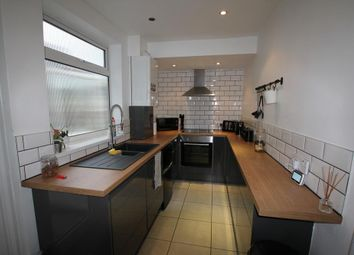 Thumbnail 2 bed terraced house for sale in Shaw Lane, Markfield, Leicestershire