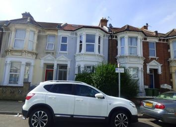 Thumbnail 6 bed terraced house for sale in Derby Road, Portsmouth