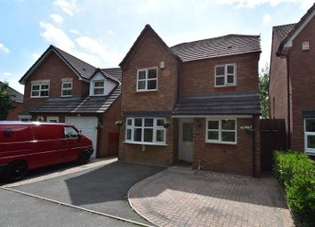 Thumbnail 3 bed detached house for sale in Richardson Close, Wychbold, Droitwich
