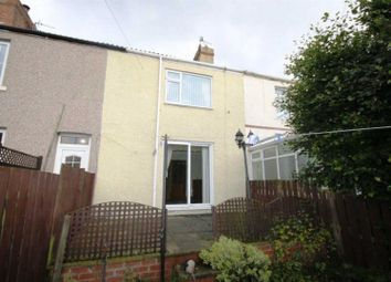 Thumbnail 3 bed terraced house for sale in Deerness View, East Hedley Hope, Bishop Auckland