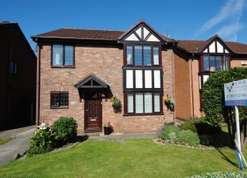 Thumbnail 4 bed detached house for sale in Lancaster Gate, Banks, Southport.
