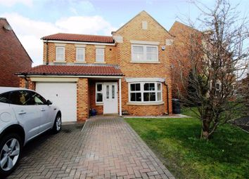 Thumbnail 4 bed detached house to rent in Meadow Vale, Shiremoor, Newcastle Upon Tyne