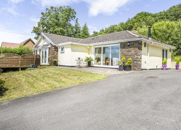 Thumbnail 4 bed detached bungalow for sale in Upper Trelyn, Blackwood