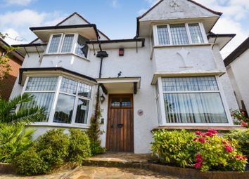 Thumbnail 4 bed property for sale in Kings Avenue, Eastbourne