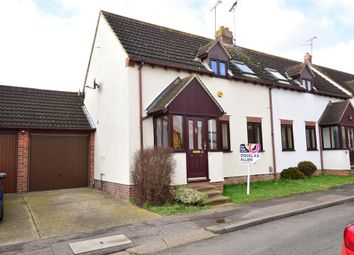 Thumbnail 2 bed semi-detached house for sale in Heathercroft Road, Wickford, Essex
