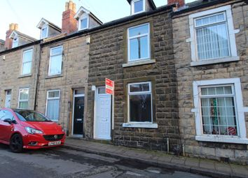 Thumbnail 3 bed terraced house for sale in Parkers Lane, Mansfield Woodhouse, Mansfield