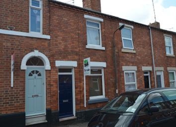 Thumbnail 2 bedroom terraced house for sale in Cedar Street, Derby