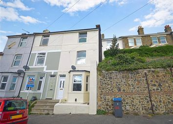 Thumbnail 3 bed end terrace house for sale in Heathfield Avenue, Dover, Kent