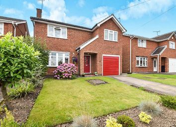 Thumbnail 4 bed detached house for sale in Lathkill Drive, Marehay, Ripley