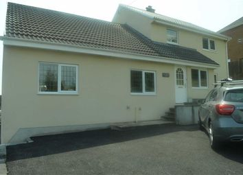 Thumbnail 3 bed detached house for sale in Clayton Road, Swansea