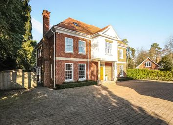 Thumbnail 6 bed detached house for sale in South Ascot, Berkshire