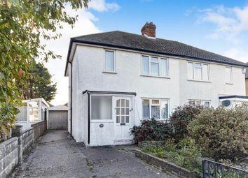 Thumbnail 2 bed semi-detached house for sale in Parkway, New Addington, Croydon, Surrey