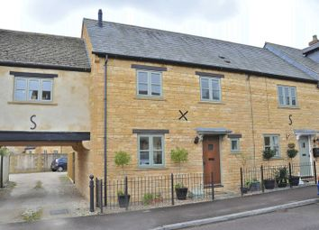 Thumbnail 3 bed terraced house for sale in Castle Nurseries, Chipping Campden