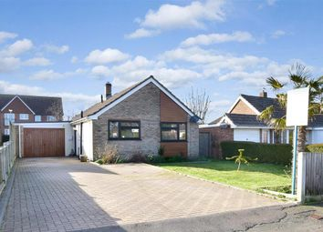 Thumbnail 3 bed detached bungalow for sale in Mayfield Road, Whitfield, Dover, Kent