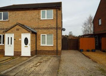 Thumbnail 2 bedroom semi-detached house for sale in Watlington, King's Lynn, Norfolk