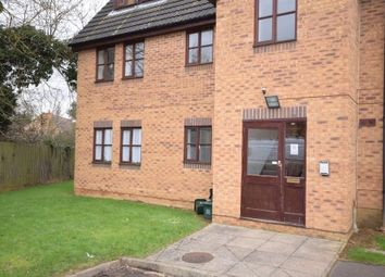 Thumbnail 2 bedroom flat to rent in Gander Close, Weldon, Nr Corby