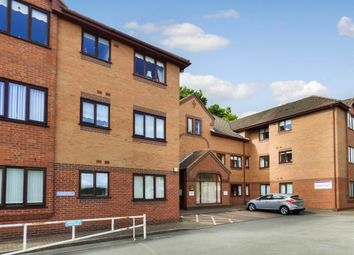 Thumbnail 1 bedroom flat for sale in Rowan Croft, Cannock, Staffordshire